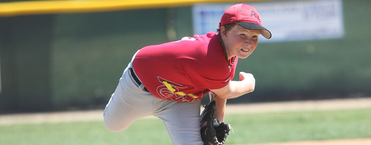 Pitching injury prevention article for parents