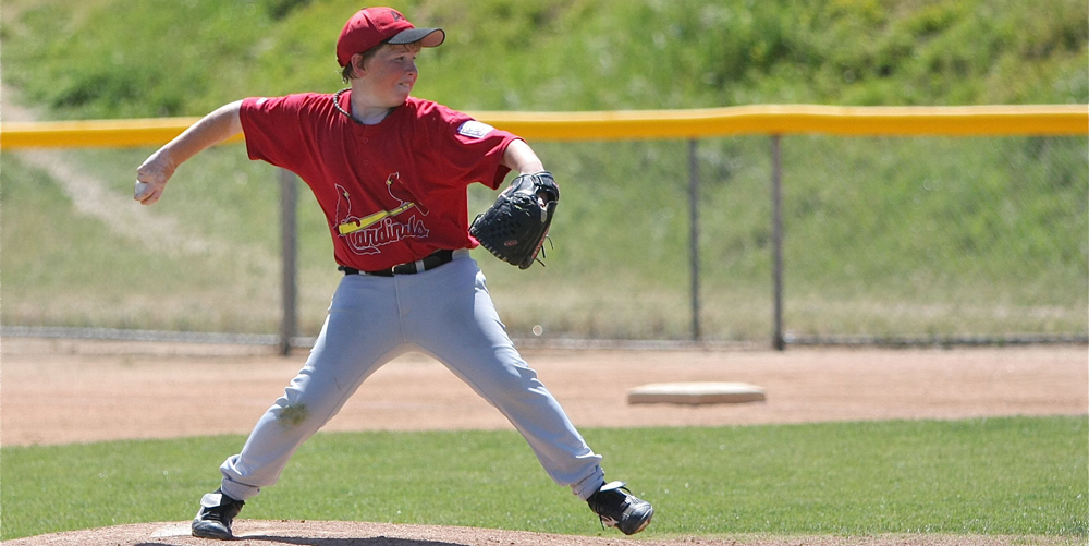 Little League pitching tips for coaches image