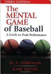 Mental Game of Baseball book