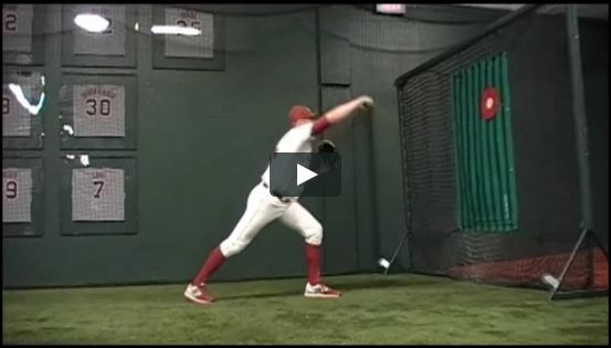 Pitching drills image
