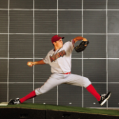 Pitching mechanics stride length image