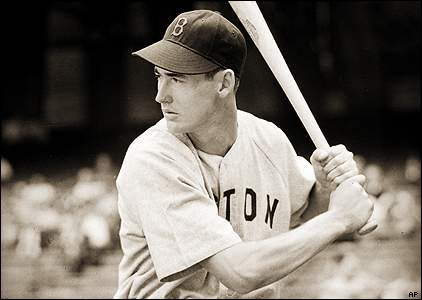 Ted Williams image